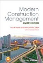Modern Construction Management edition 7